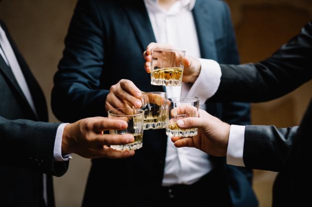 drinking-whiskey